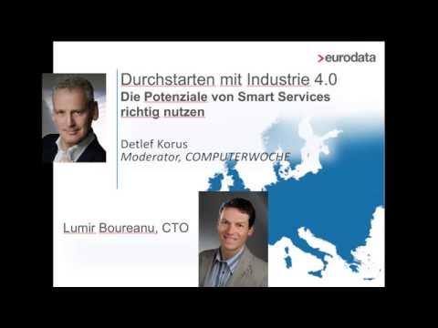 Industrie 4.0 – Smart Services richtig nutzen