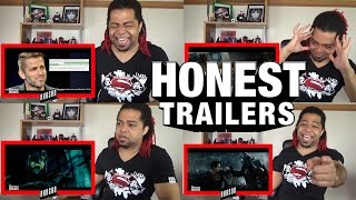 Honest Trailers - Batman v Superman: Dawn of Justice - REACTION