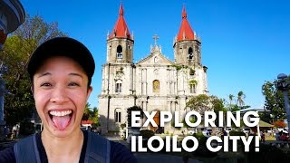 Exploring the Philippines (First time in Iloilo City: VLOG 3)