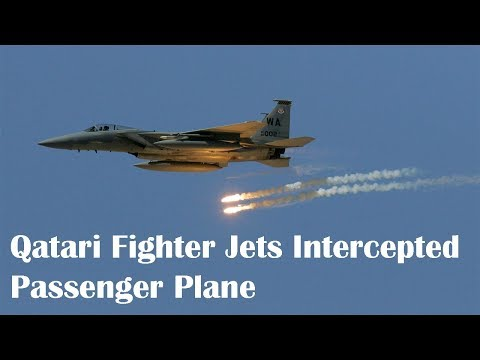 UAE Says Qatari Fighter Jets Intercepted Passenger Plane