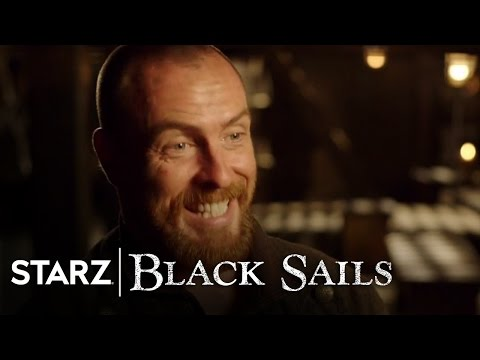 Black Sails | Creating the World | STARZ