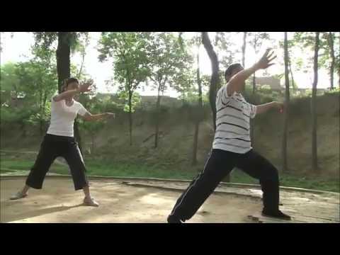 Master Chen Zhenglei 18 Form - YouTube