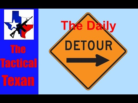 The Daily Detour - Russia Prepairing For Nuclear War and other Headlines