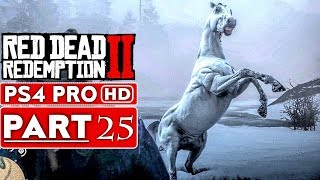 RED DEAD REDEMPTION 2 Gameplay Walkthrough Part 25 [1080p HD PS4 PRO] - No Commentary