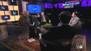 "Glenn Beck with Trevor Loudon & his book ""Barack Obama and the Enemies Within"""