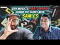 Vikram Vedha Music Director Sam CS (Behind The Scenes)