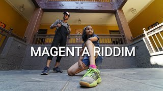 Dj Snake - MAGENTA RIDDIM Dance Choreography By Shrikesh Magar