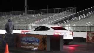 Audi RS7  Running 10.49 @ PBIR Drag Strip