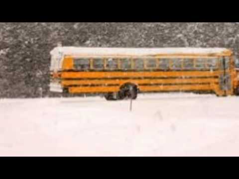 Update School bus cancellations