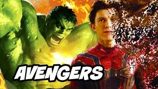 Avengers Infinity War Scene - Loki Hulk Secret Theory Explained
