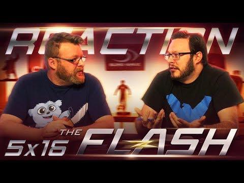 """The Flash 5x16 REACTION!! """"Failure Is An Orphan"""""""