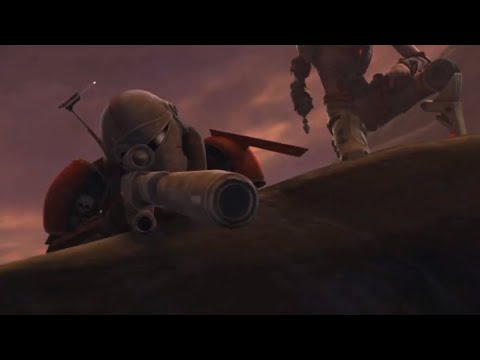Download Star Wars: The Clone Wars | Season 7 Ep 4 | The Bad Batch take out the Separatist tri-droids