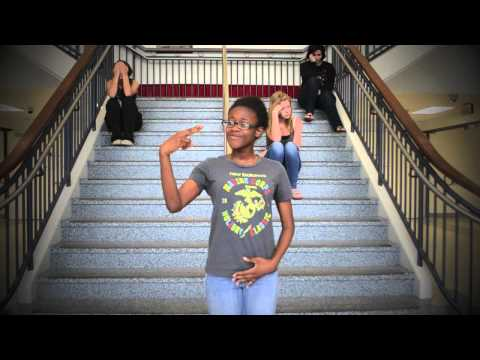 """Hey Bully"" Morgan Frazier (ASL Version)"