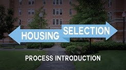 Housing Selection: Process Introduction