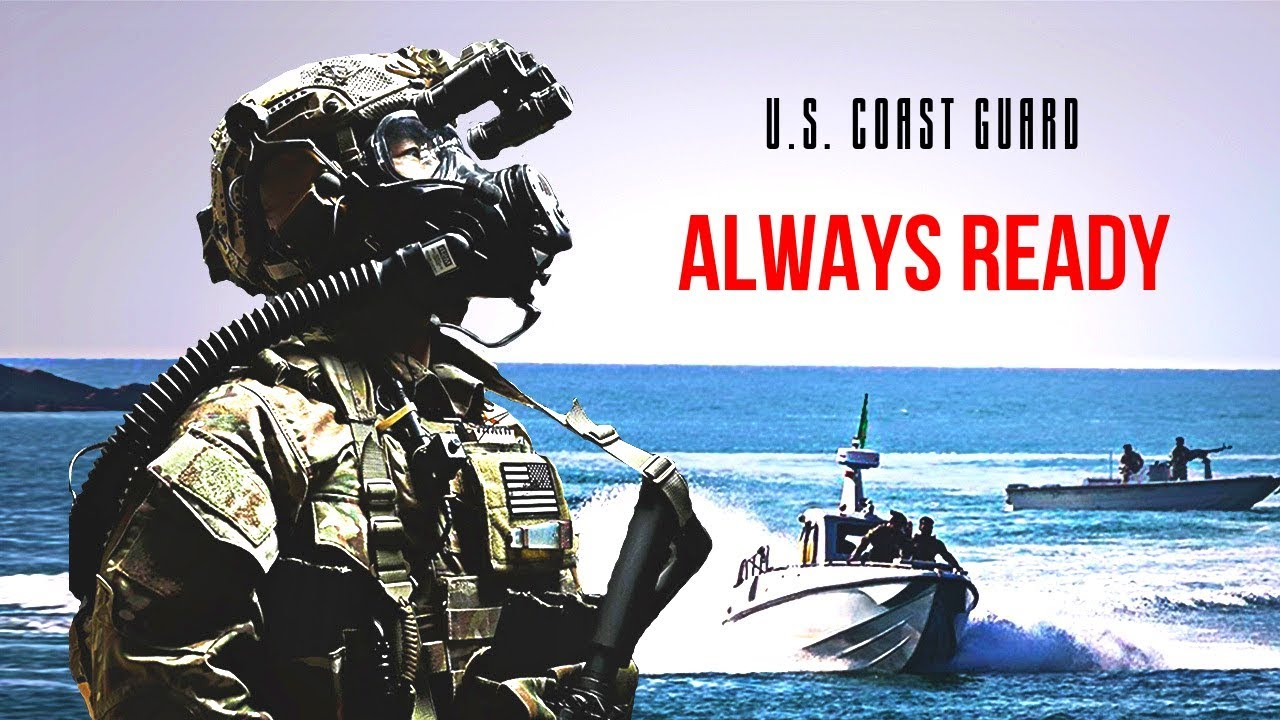 "U.S. Coast Guard - ""Always Ready"" 
