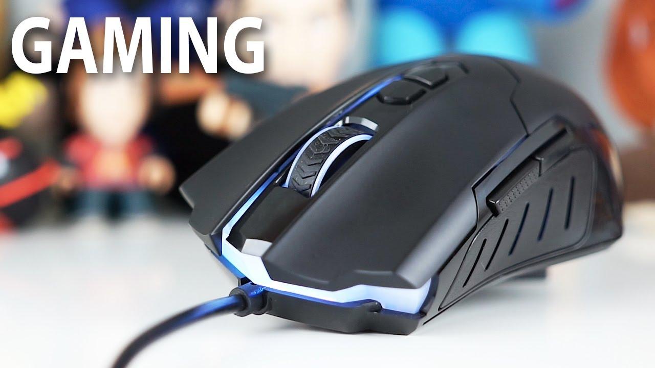 Mouse da Gaming SUPER ECONOMICO ma WOW! - Recensione