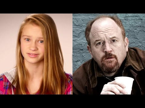 Louis CK is the Best Worst Dad (with Hadley Delany) – Dads of Our