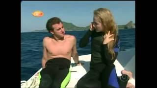 Angélica participou do Caldeirão antes de namorar Huck