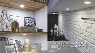 System oświetlenia RIO Inspire - Leroy Merlin