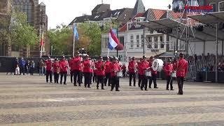 Streetparade Taptoe Delft 2018
