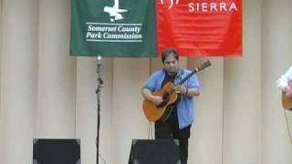 Hot Acoustic Guitar Solos from Dave Nachmanoff