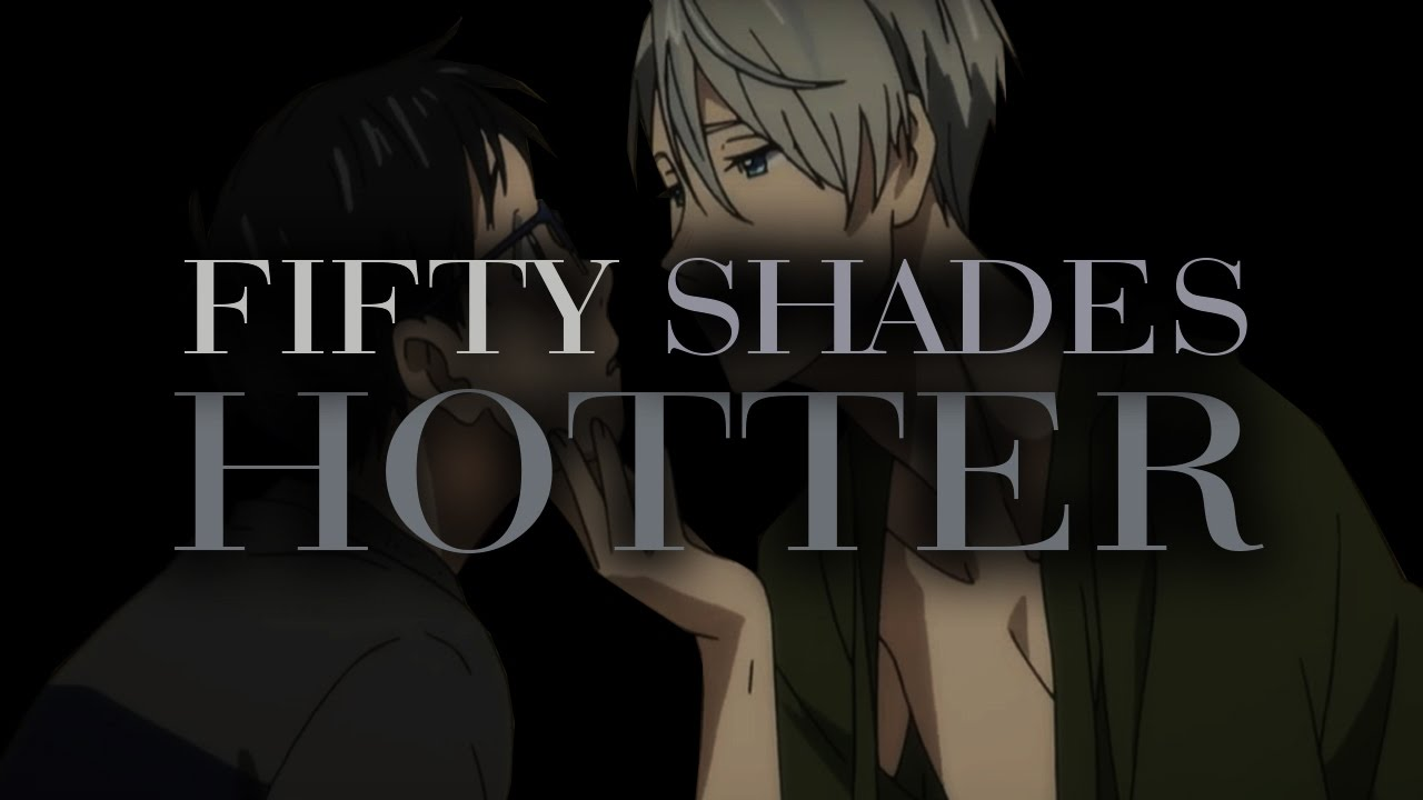 Fifty shades gayer