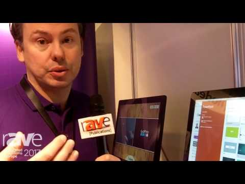 ISE 2017: Nodeark Launches Cloud-based Digital Signage Software