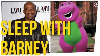 Barney Actor Now Works as a WHAT? ft. Gina Darling & DavidSoComedy