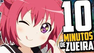 | 10 MINUTOS DE ZUEIRA ANIME |