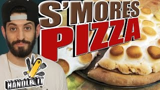 S'mores Pizza - Handle It