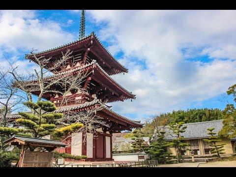 法輪寺 奈良 / Horin-ji Temple Nara