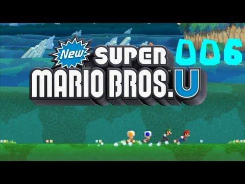 New Super Mario Bros U Eiswürfeleisfälle Turm Tanztee Im