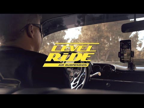Voice Controlled Level Ride Air Suspension Cruise Bluetooth WiFi Voice Command Air Suspension