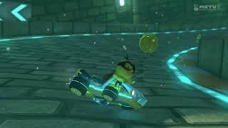 Mario Kart 8 TV - Twisted Mansion (50cc)
