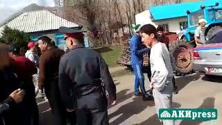 На Иссык-Куле в ДТП погиб парень, еще 4 человека в больнице