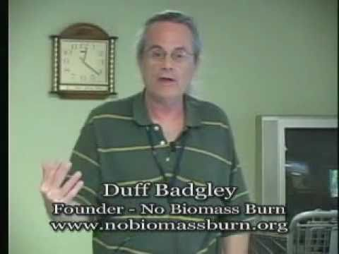 TalkingStickTV - Duff Badgley - Stop the Biomass Incinerators in Downtown Seattle