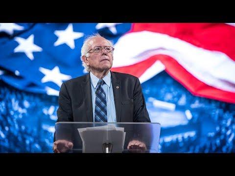 "Furious Trumpist Finds ""President Bernie Sanders"" Hilarious"