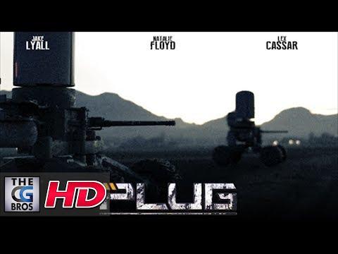 """A Sci-Fi Short Film HD: """"PLUG"""" - by David Levy"""