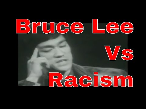 Bruce Lee Vs Racism: How Bruce Showed That Martial Arts Can Defeat Racism
