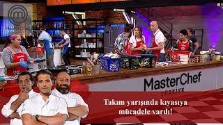 Takım mücadelesi | 15. Bölüm | MasterChef Türkiye