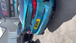 BMW M235i Gran Coupe Remus race exhaust