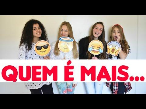 Desafio Emoji Ft Leo Belmonte Ana Zimmermann Youtube Lista em vídeo do g1 mostra mc gui x bieber, anitta x zara larsson e. ana zimmermann
