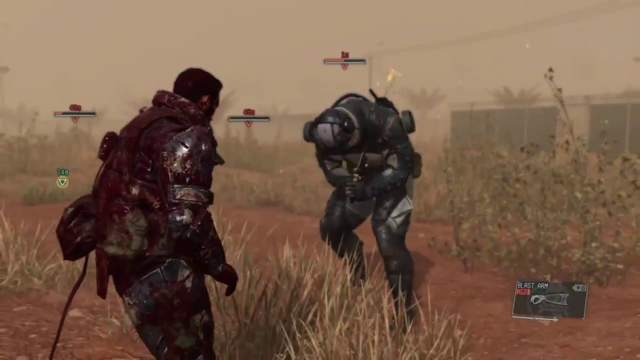 Metal Gear Solid V: The Phantom Pain - No Traces Guide - PC - By