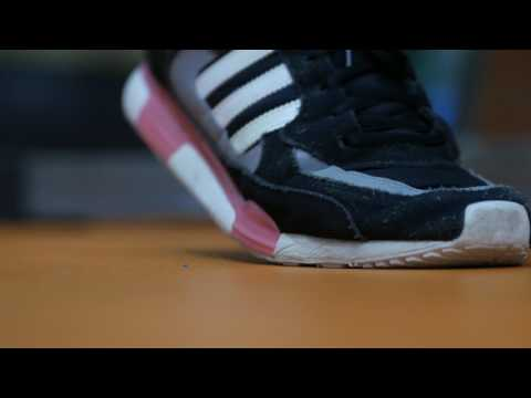 Fitness 18 - Close up Exercising / Free Stock Footage (4K)