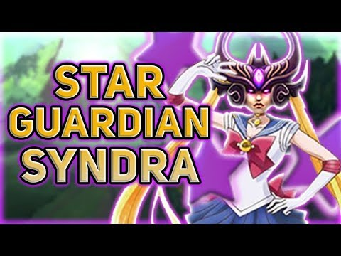 NEW STAR GUARDIAN SKINS! Star Guardian Syndra Spotlight/Preview - PBE