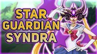 NEW STAR GUARDIAN SKINS! Star Guardian Syndra Spotlight/Preview - PBE
