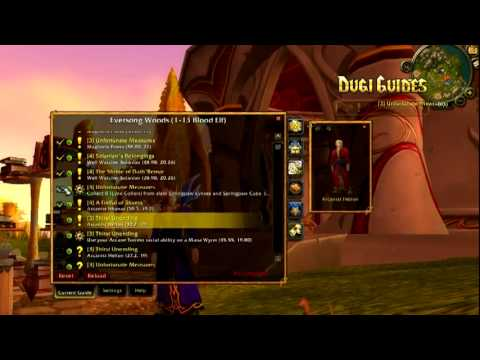 Ultimate WOW Guide Review - Dugi World of Warcraft Power Leveling - Auto Quest Features