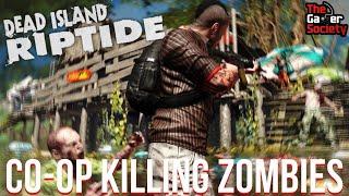 Dead Island: Riptide Definitive Edition - Co-Op Killing Zombies! - TGS - Live Stream - V