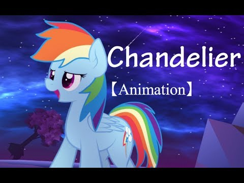 [Animation PMV] Rainbow Chandelier