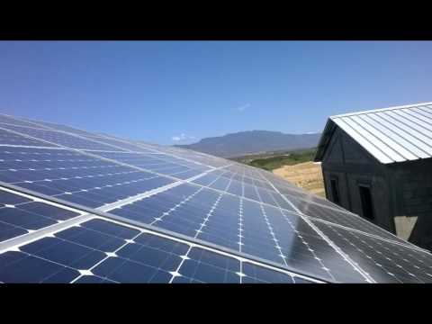 Solar Pumping System In Dominicana